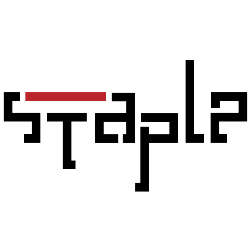 Staple Space vector