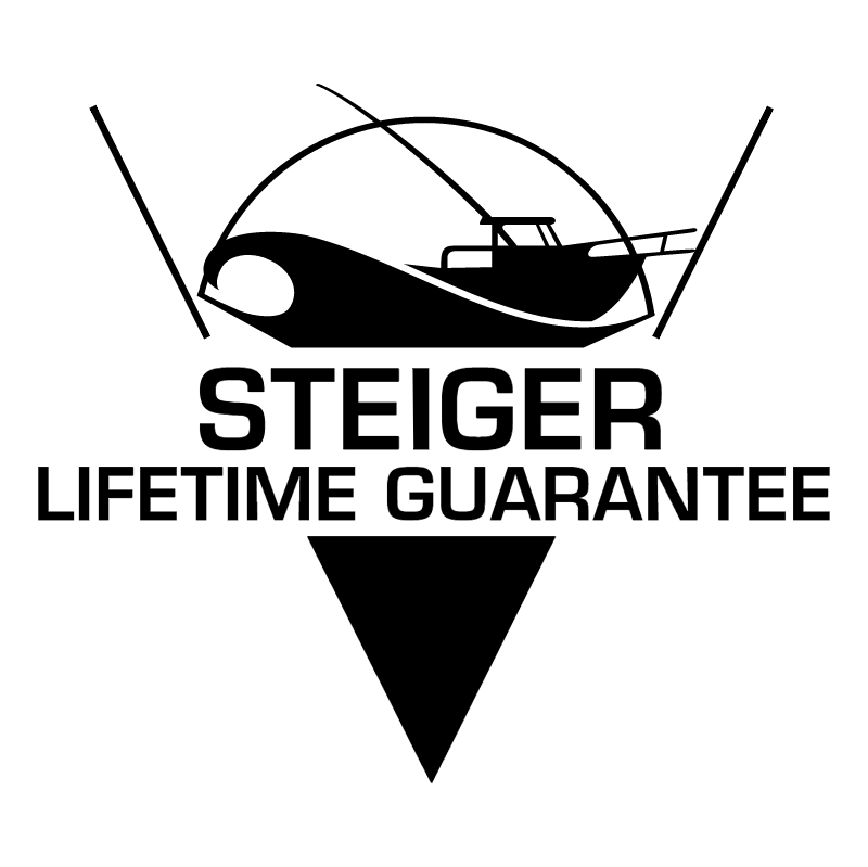 Steiger Lifetime Guarantee vector