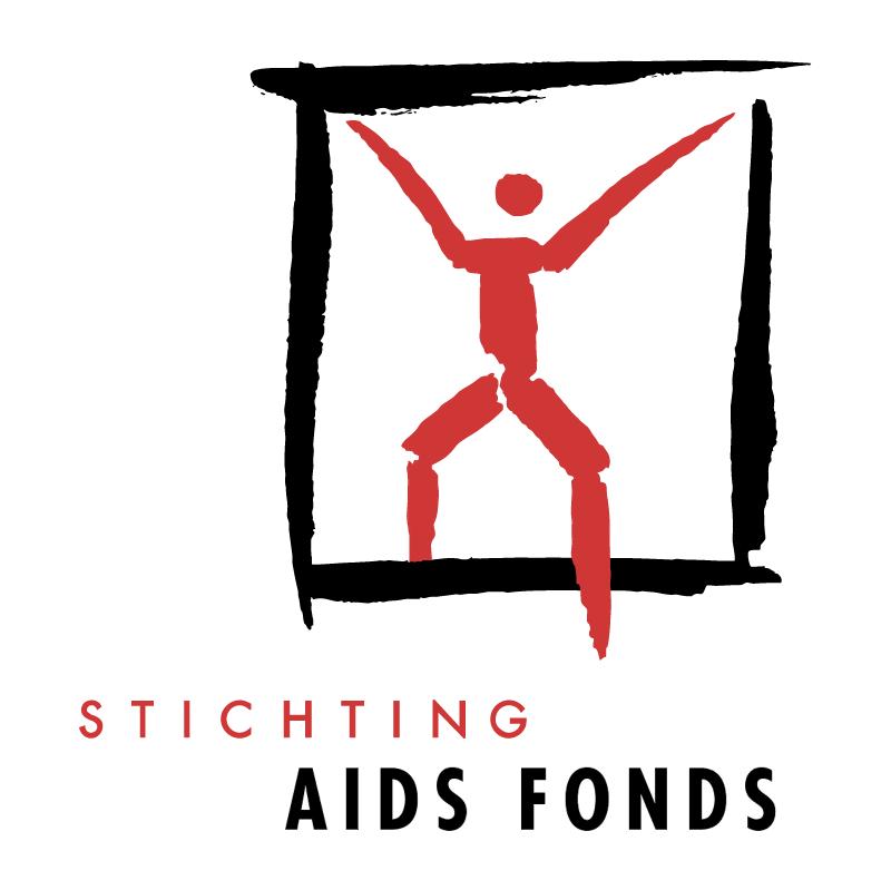 Stichting AIDS Fonds vector logo