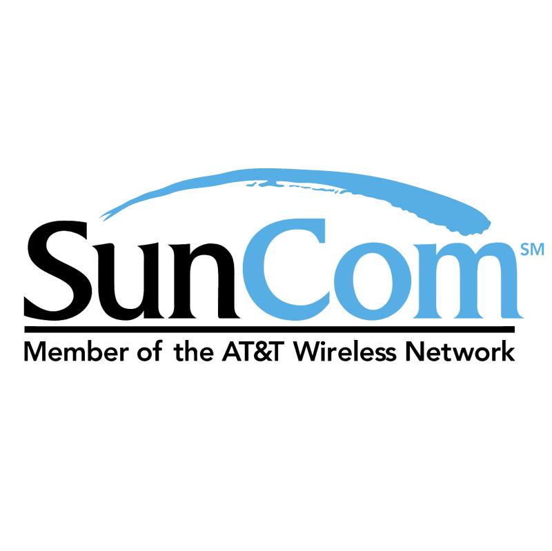 SunCom vector logo