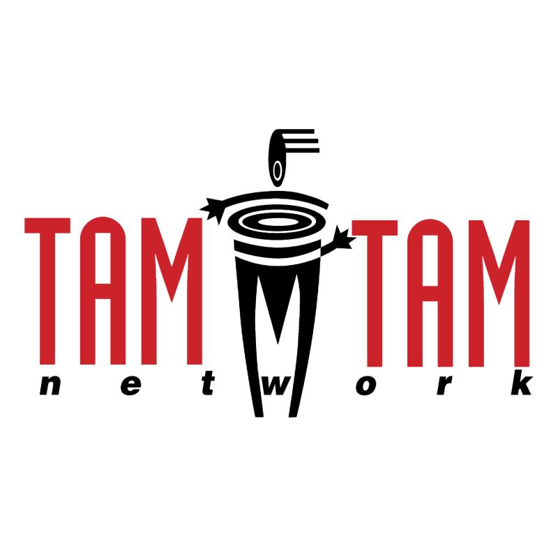 Tam Tam Network vector