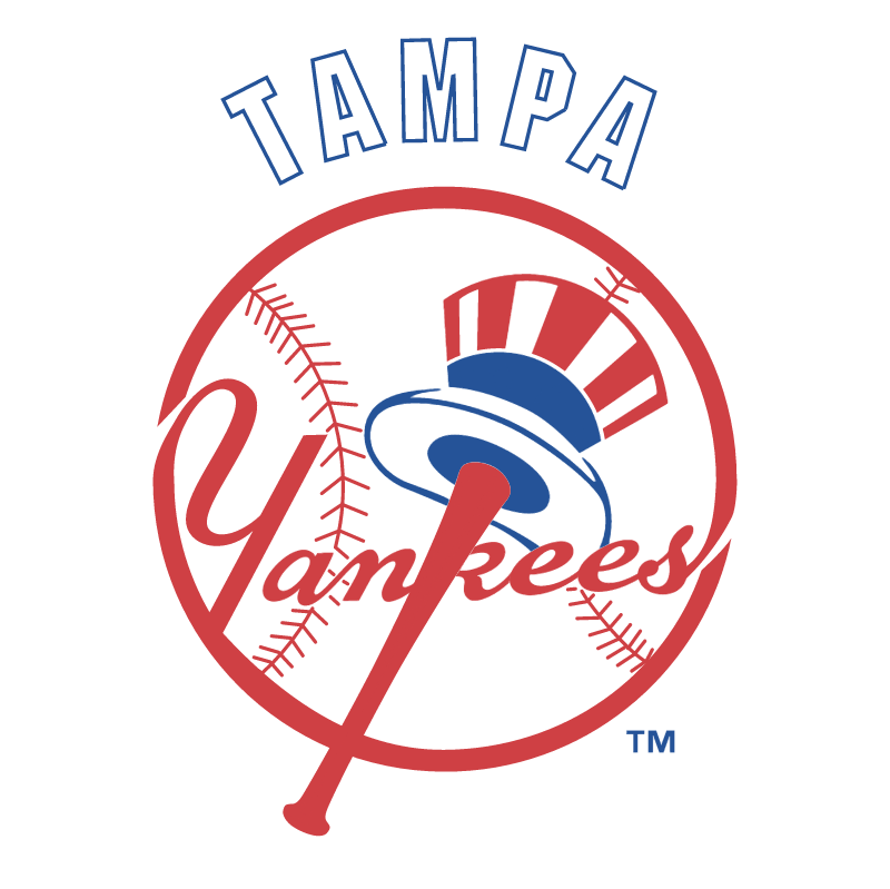 Tampa Yankees vector