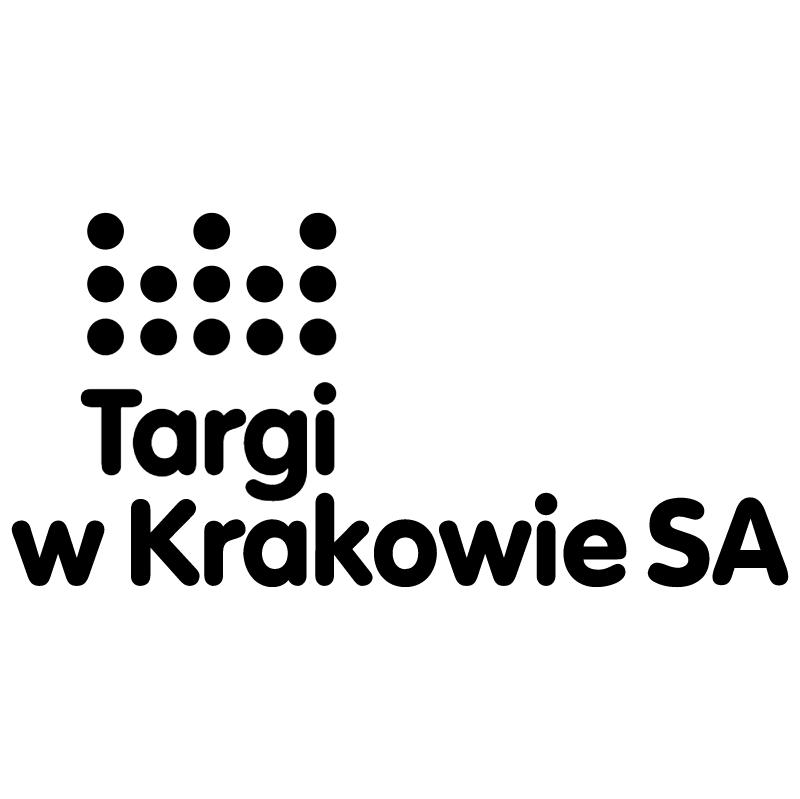 Targi Krakow vector logo