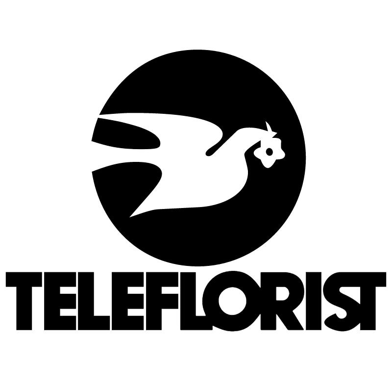Teleflorist vector