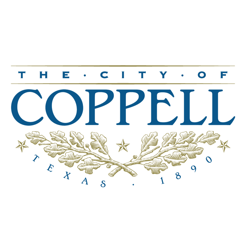 The City of Coppell vector