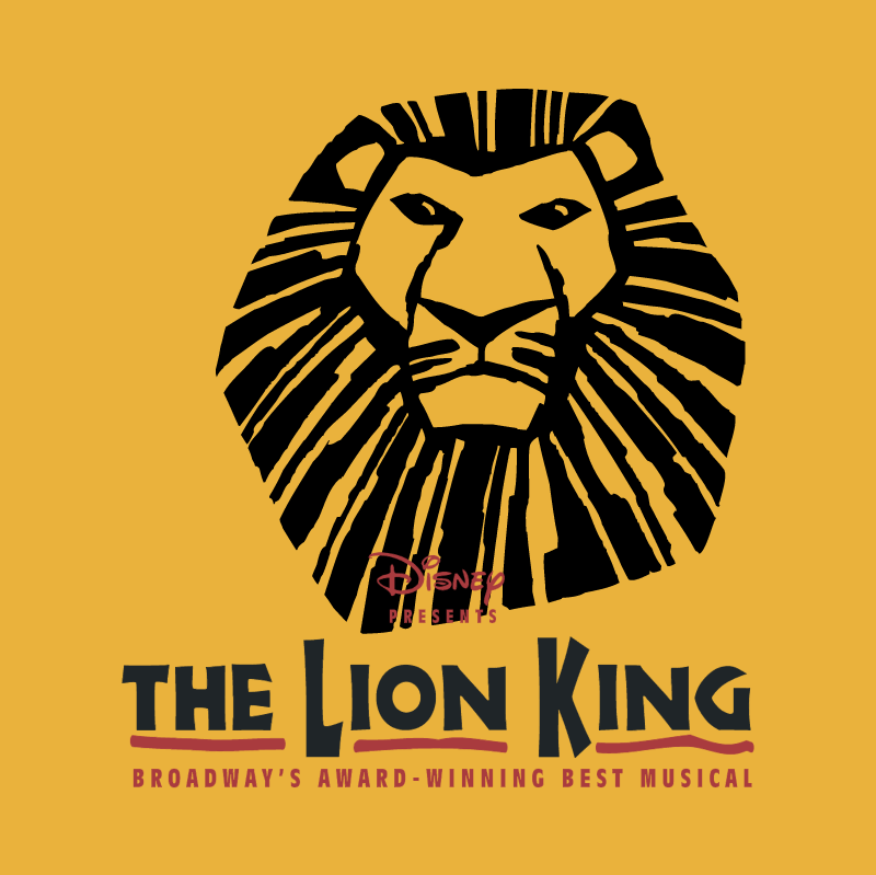 The Lion King vector