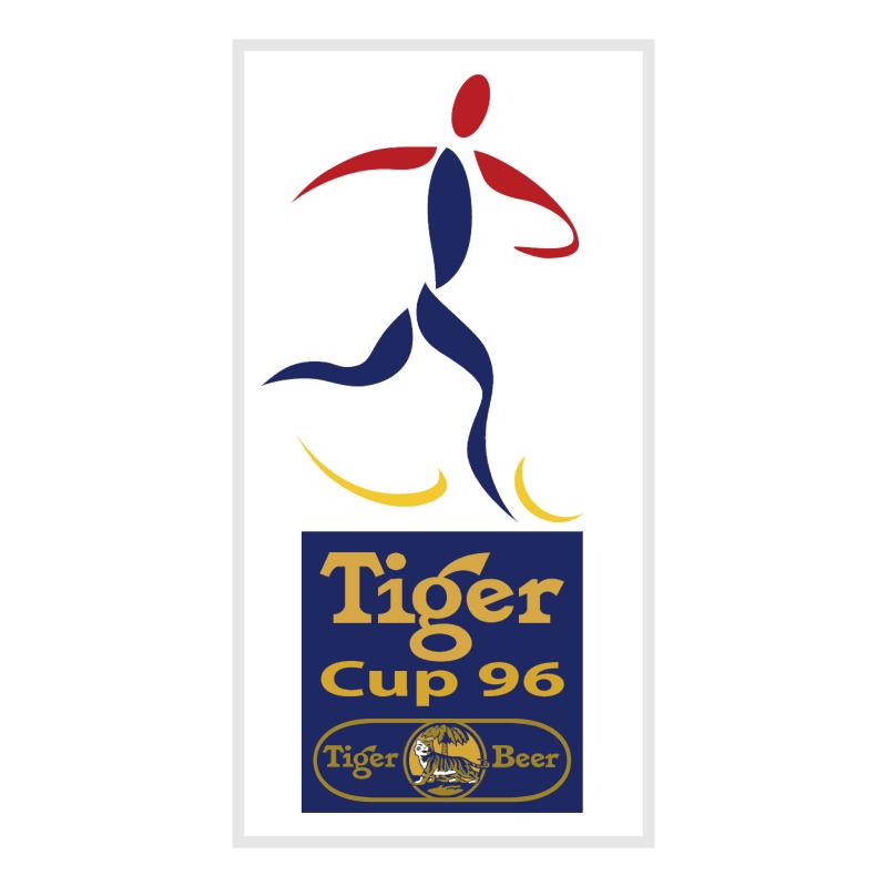 Tiger Cup 1996 vector