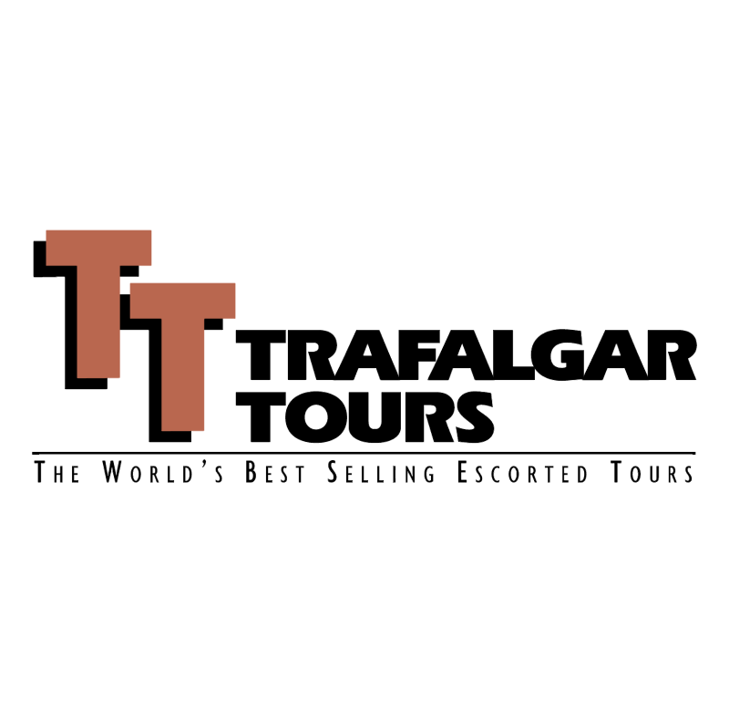Trafalgar Tours vector logo