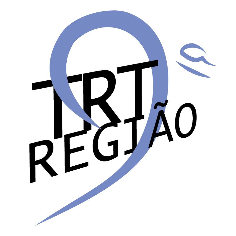 TRT Regiao vector