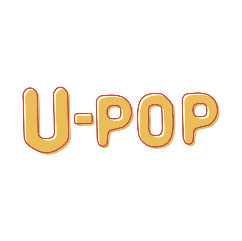 U Pop vector