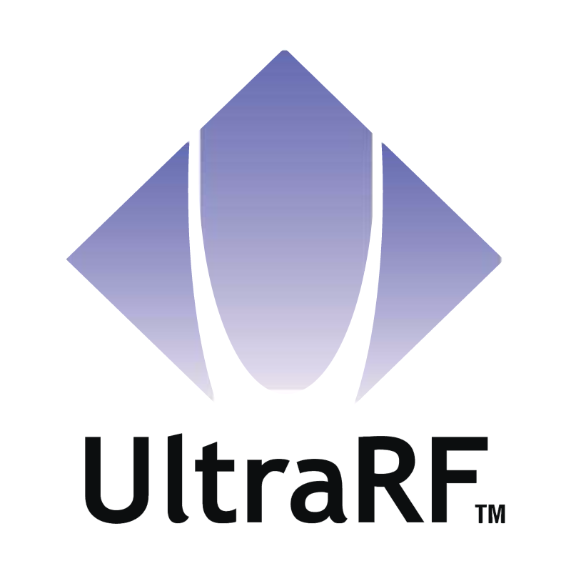 UltraRF vector logo