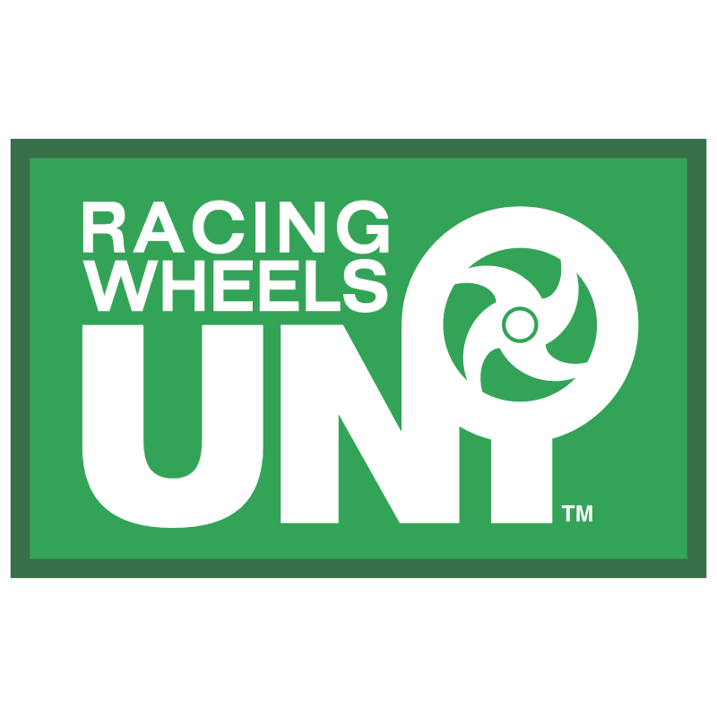 UNI Racing Wheels vector