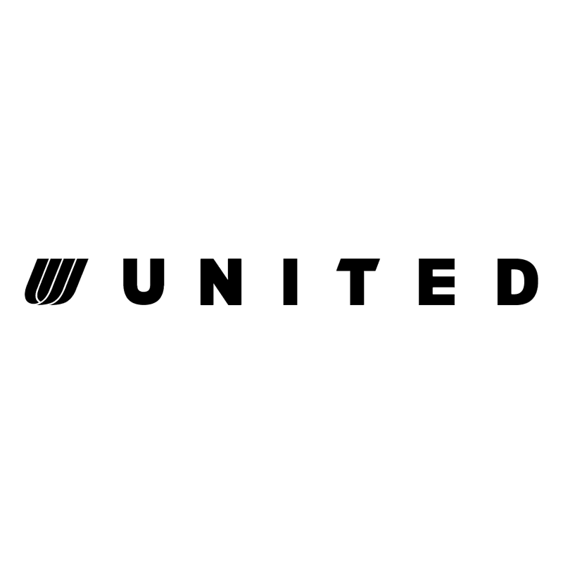 United Airlines vector