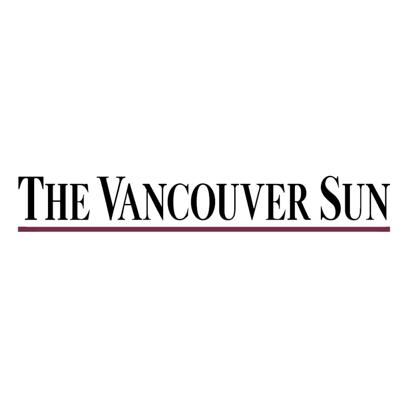 Vancouver Sun vector