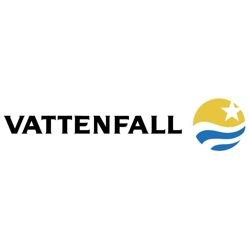 Vattenfall vector