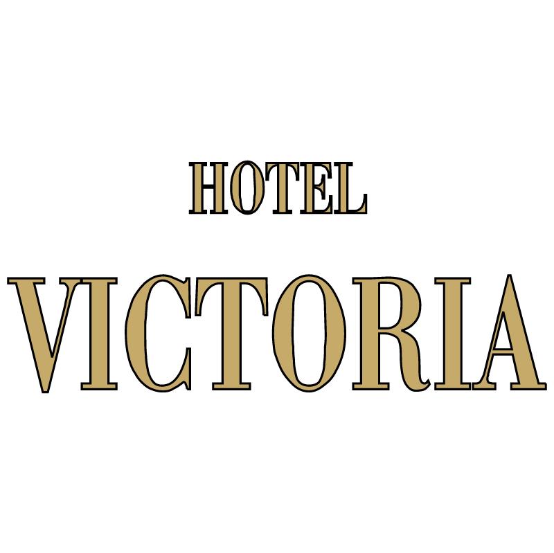 Victoria Hotel vector