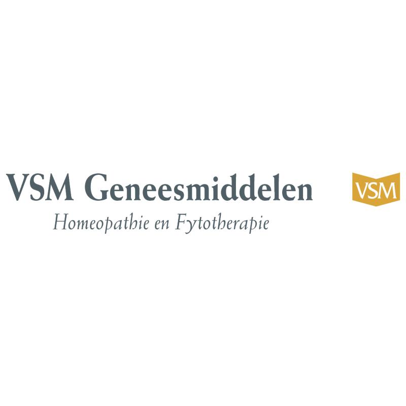 VSM Geneesmiddelen vector logo