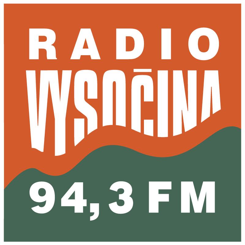 Vysocina vector logo