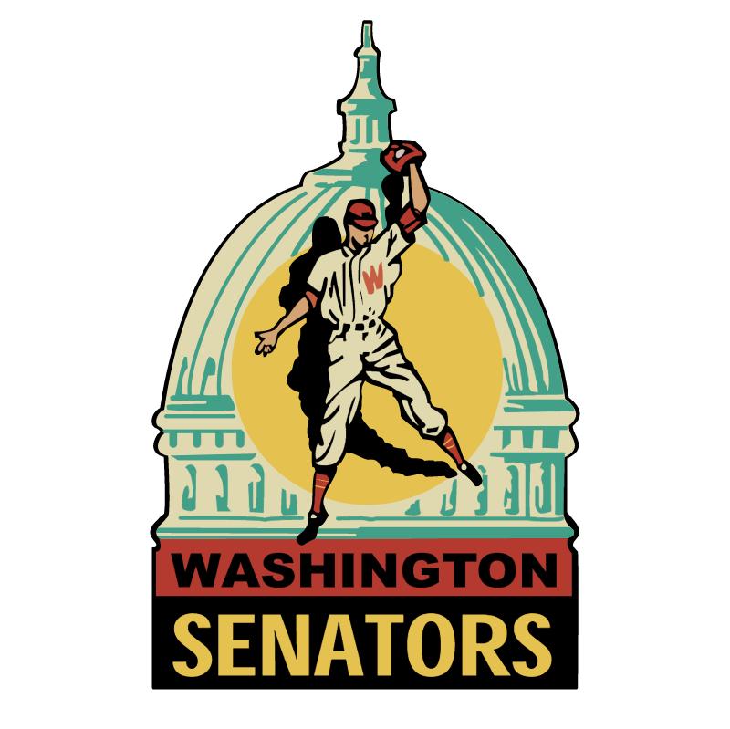 Washington Senators vector