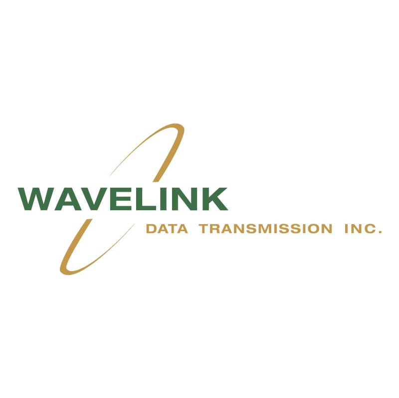 Wavelink Data Transmission vector