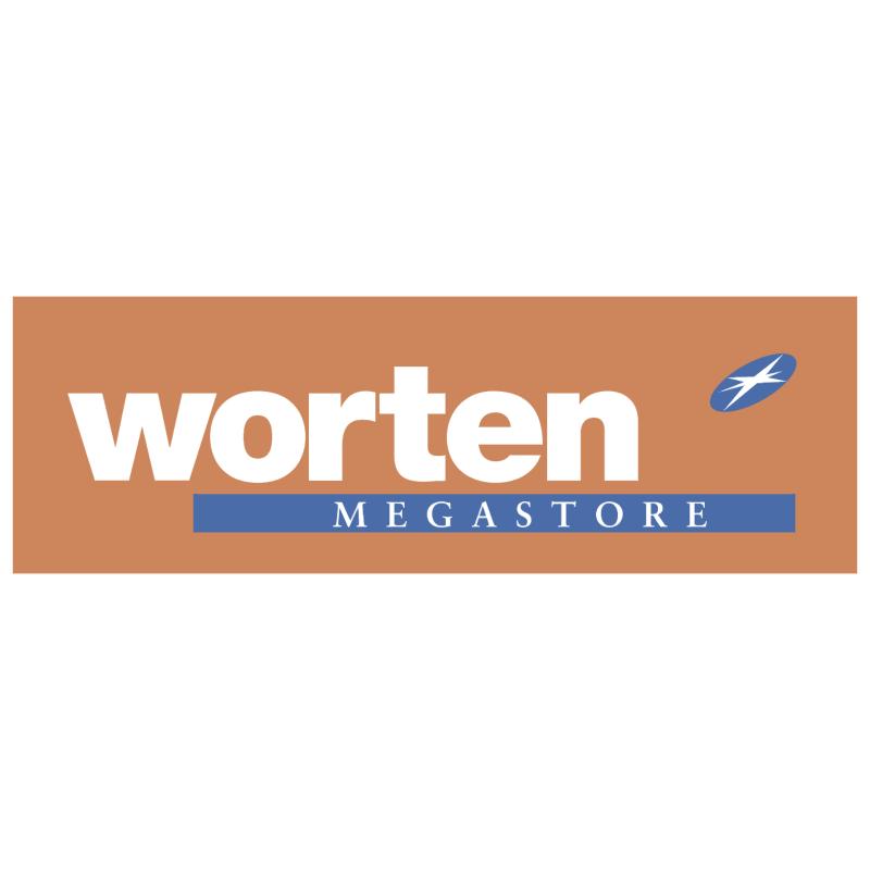 Worten vector logo