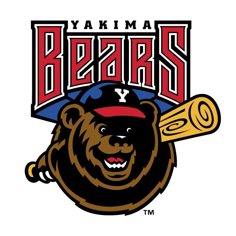 Yakima Bears vector