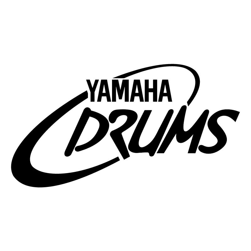 Yamaha Drums vector