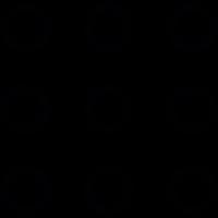 Setup Dots vector