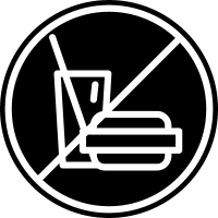 Prohibition of food signal vector