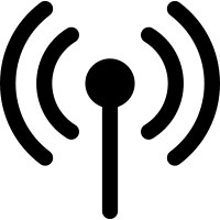 Wireless Connection vector