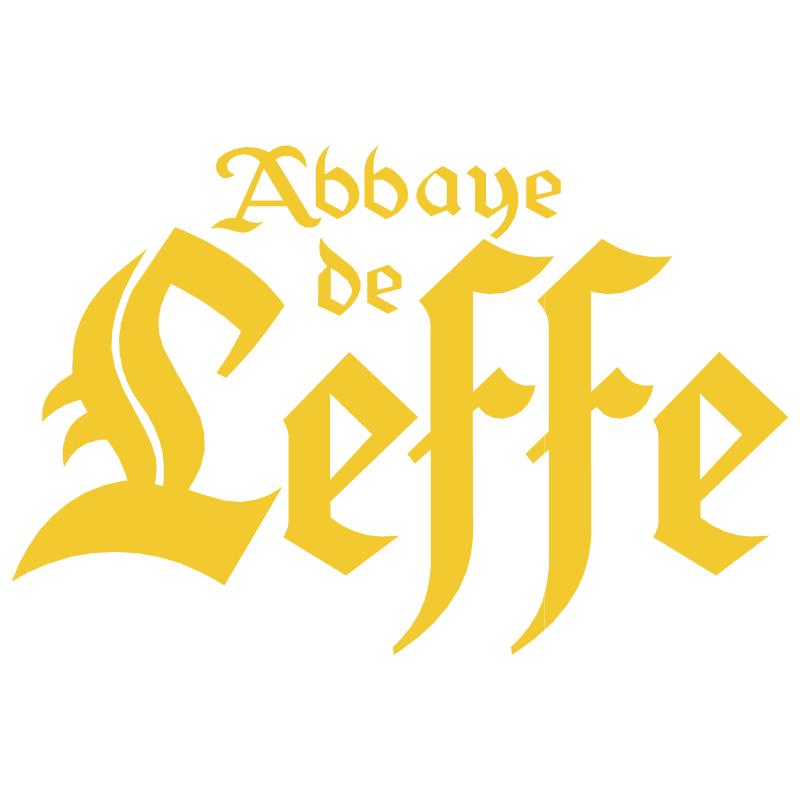 Abbaye De Leffe vector