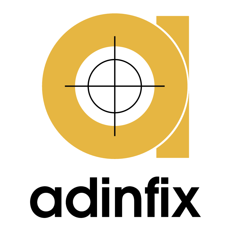 Adinfix Advertising vector