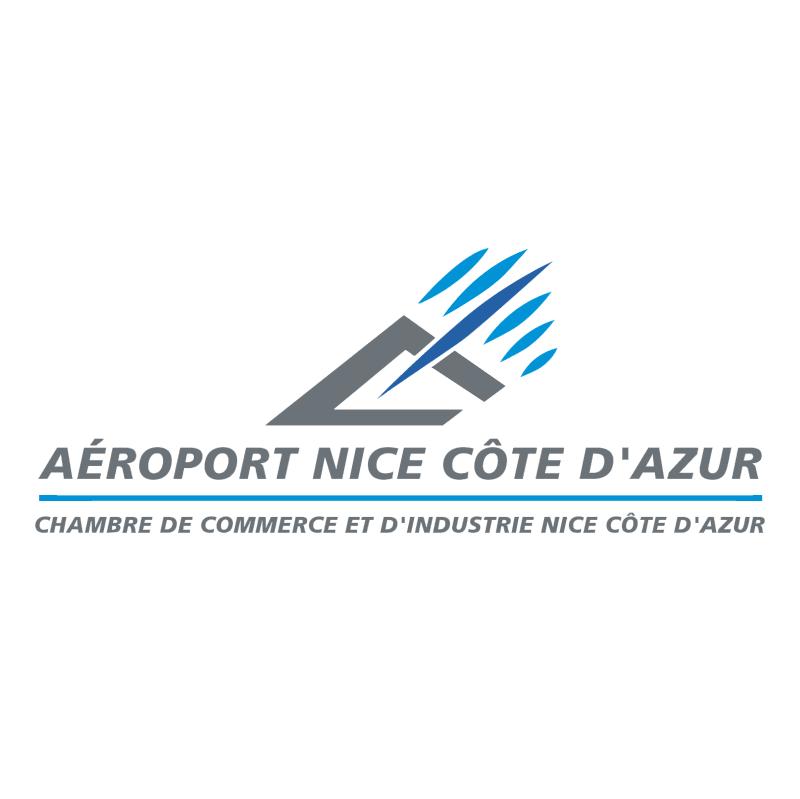 Aeroport Nice Cote D'Azur vector