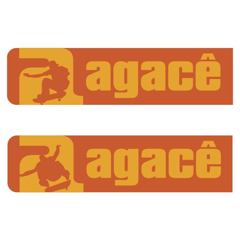 Agace Skateboarding vector