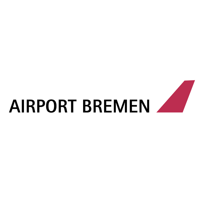 Airport Bremen vector