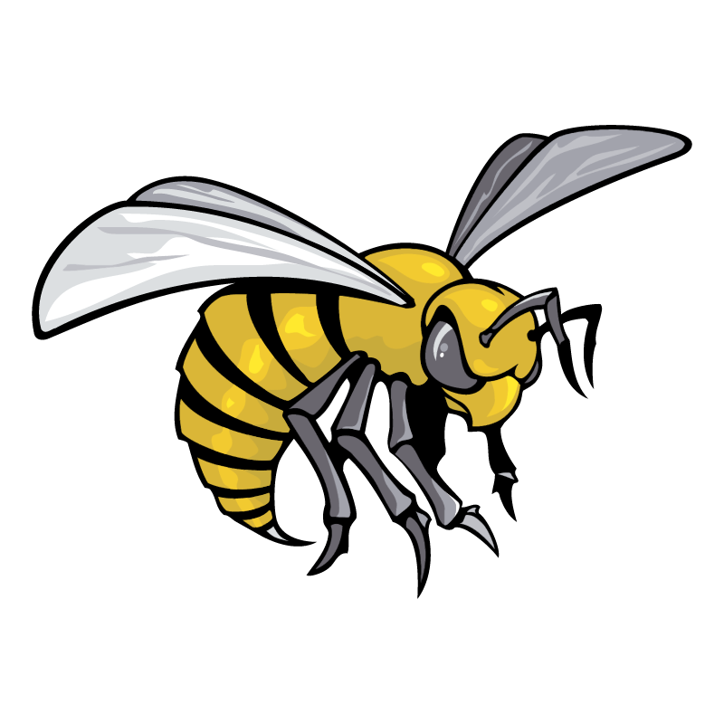 Alabama State Hornets vector