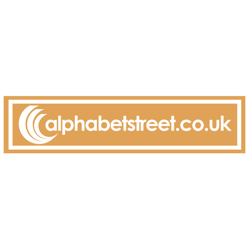 alphabetstreet co uk 37101 vector