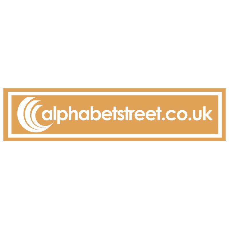 alphabetstreet co uk 37101 vector