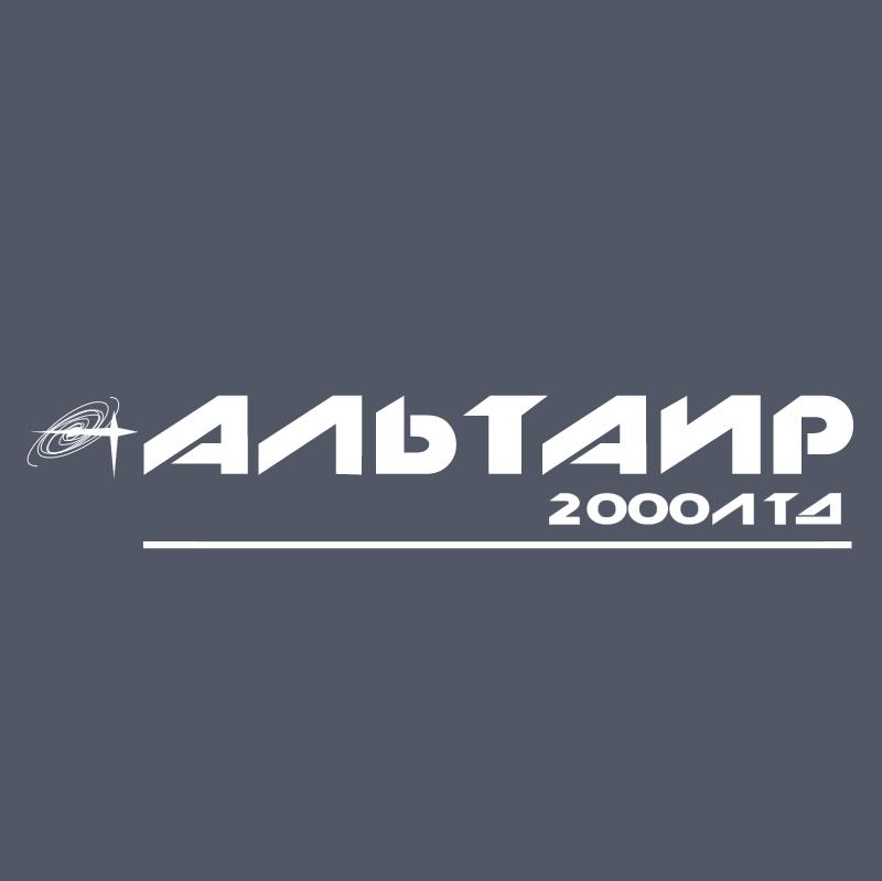 Altair 2000 Ltd 18855 vector