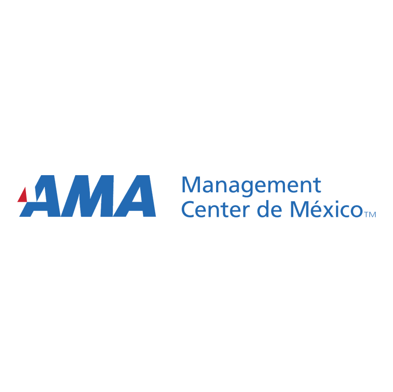 AMA Management Center de Mexico vector