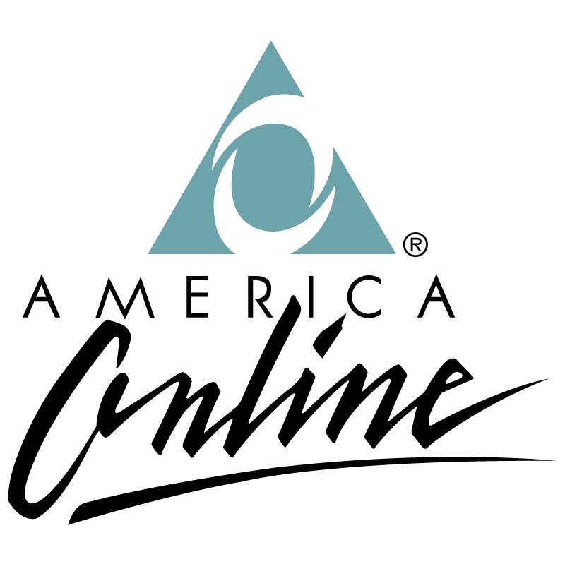America Online 11969 vector