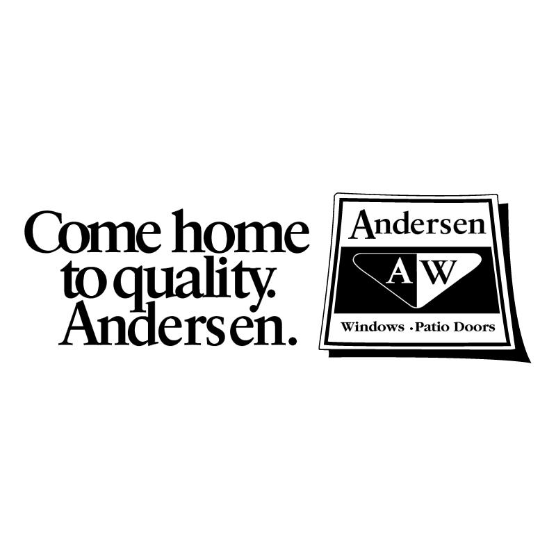 Andersen vector logo