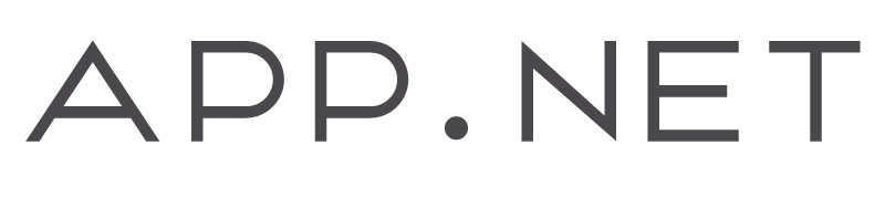 App net vector logo