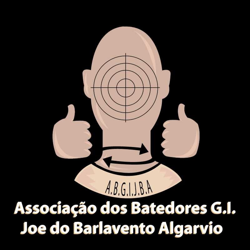 Assocaicai Batedores G I Joe Barlavento Algarvio vector