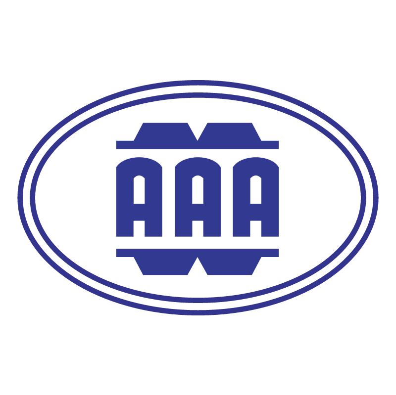 Associacao Atletica Aluminio de Aluminio SP 77531 vector
