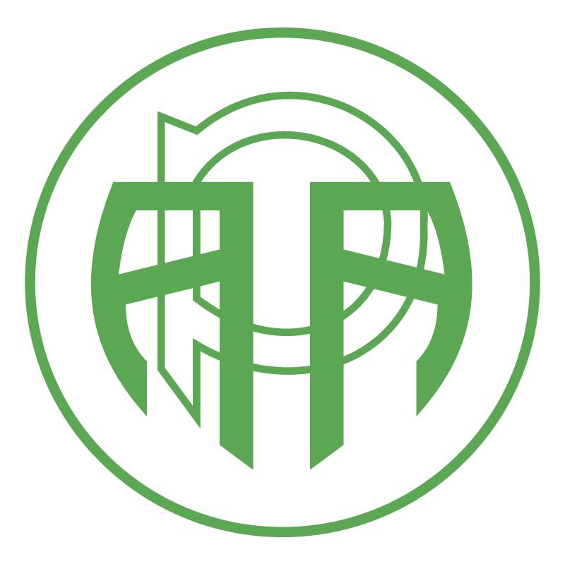 Associacao Atletica Paraisense de Sao Sebastiao do Paraiso MG 77767 vector