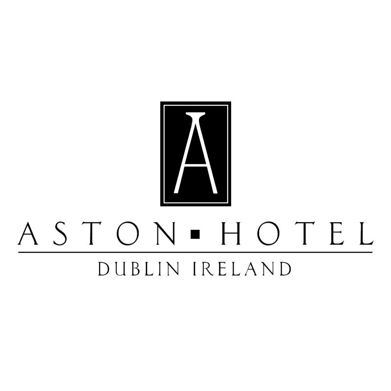 Aston Hotel vector