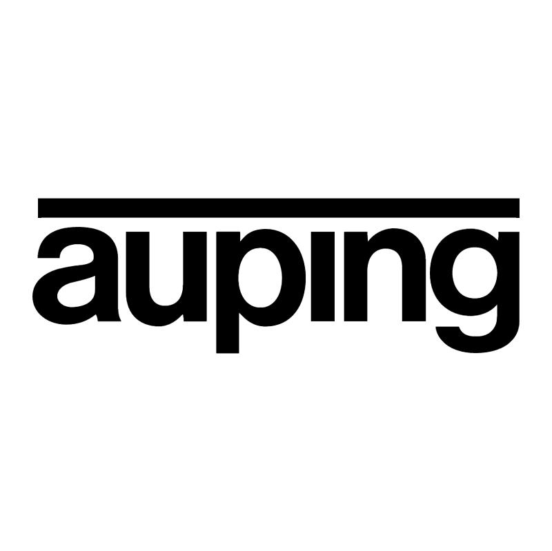 Auping vector logo
