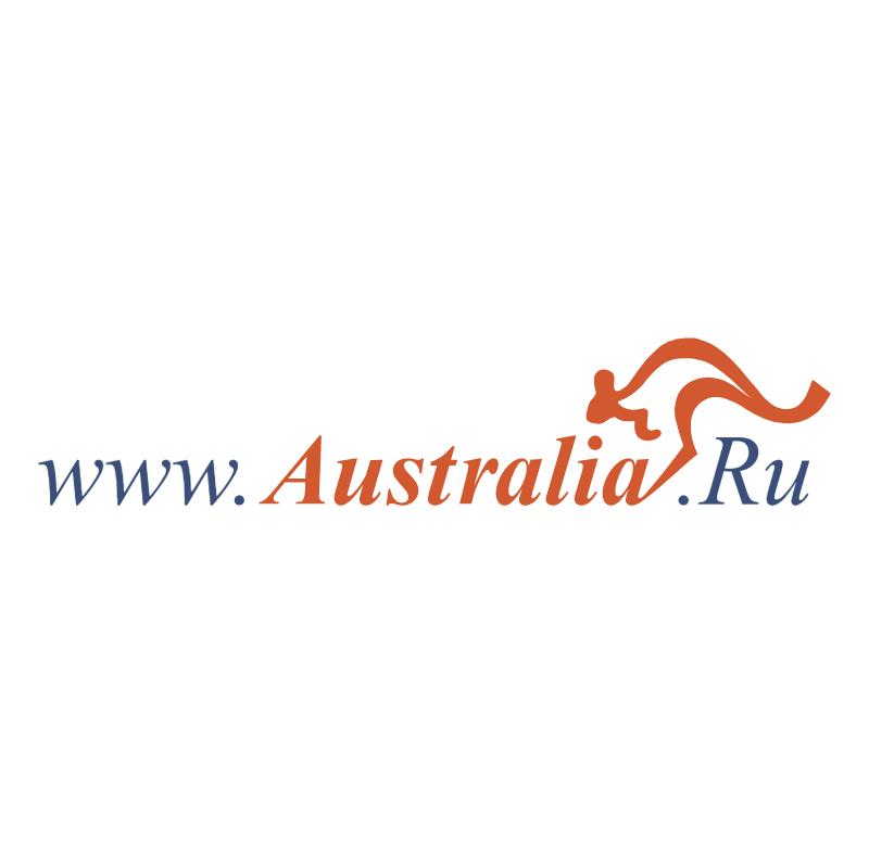Australia RU 38304 vector