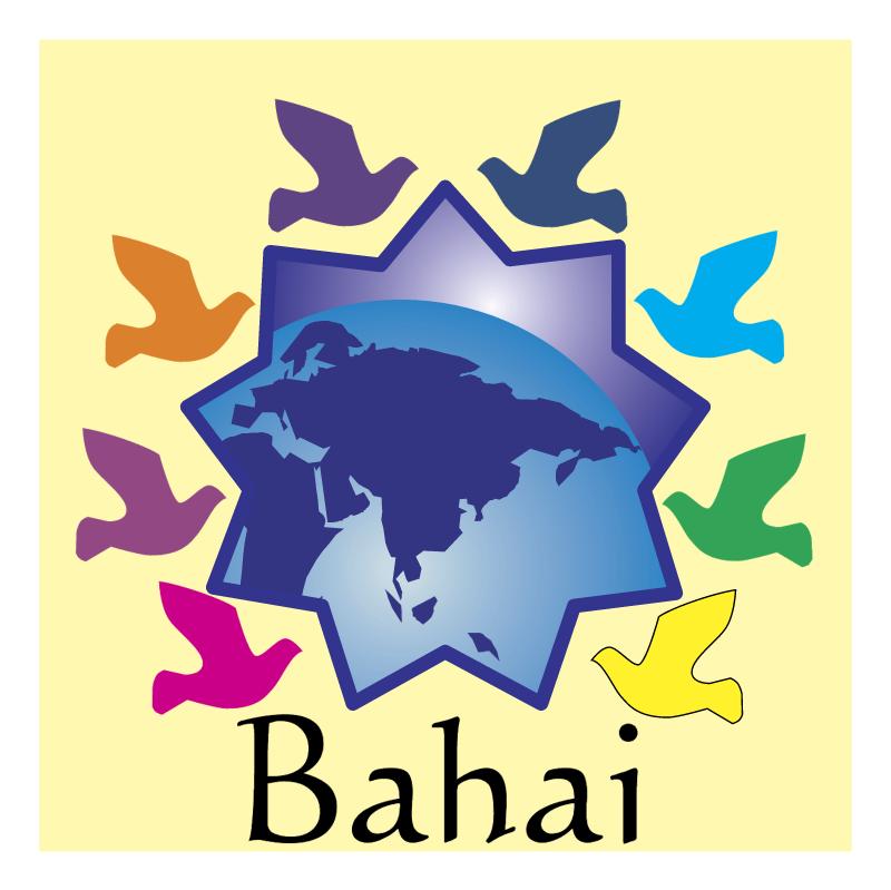 Bahai vector logo